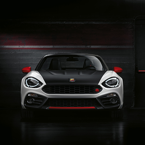 2018 Fiat 124 Spider Suspension: ABARTH SPIDER Fronte